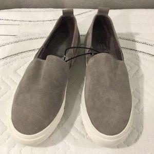 Faux Suede GAP Slip On Sneakers